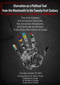 Starvation poster sept. 25