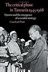 Professor Cranford Pratt's magnum opus, published by Cambridge University Press (1976).
