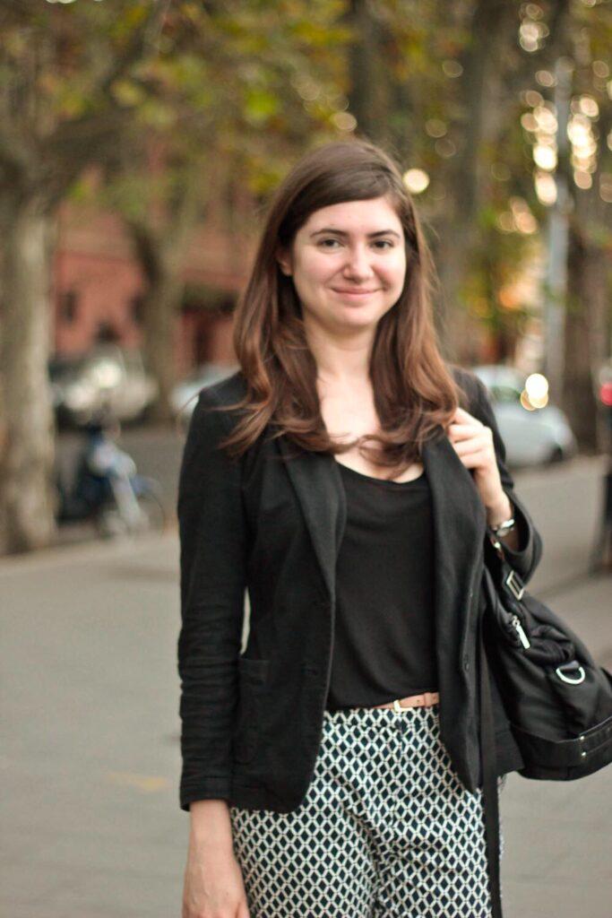 Photo of Anna Kozlova, PhD Candidate, Carleton University